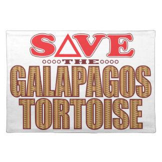 Galapagos Tortoise Save Placemat
