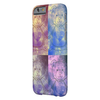 Galaxy Bear: Heart Barely There iPhone 6 Case