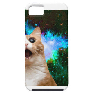 GALAXY CAT CASE FOR THE iPhone 5