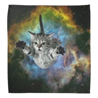 Galaxy Cat Universe Kitten Launch Do-rag