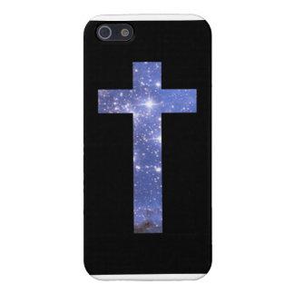 galaxy cross design iPhone 5/5S cases