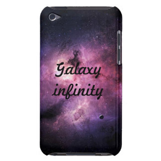Galaxy infinity iPod touch cover
