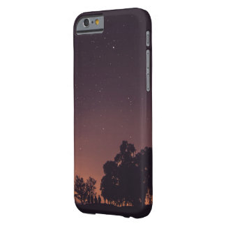 Galaxy Night Sky Barely There iPhone 6 Case