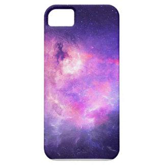 Galaxy Print iPhone 5/5S Case