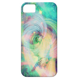 Galaxy Swirls Print Barely There iPhone 5 Case