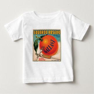 Gallant Oranges infant T Baby T-Shirt