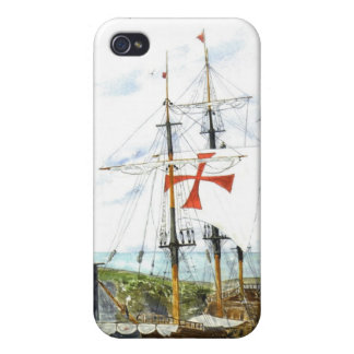 'Galleon' iPhone 4 Case