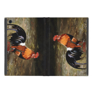 Gallic rooster//Rooster Case For iPad Mini