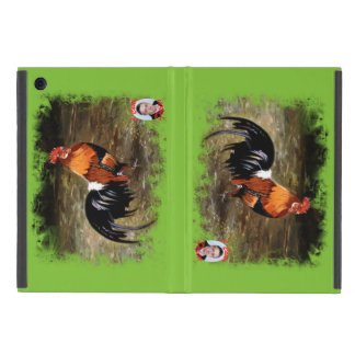 Gallic rooster//Rooster iPad Mini Covers
