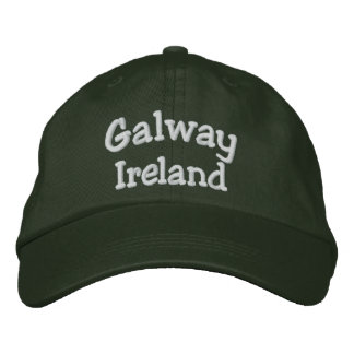 Galway Embroidered Baseball Caps