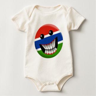 Gambia Baby Bodysuit
