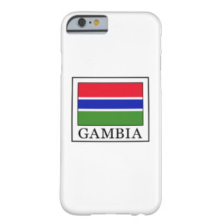 Gambia Barely There iPhone 6 Case