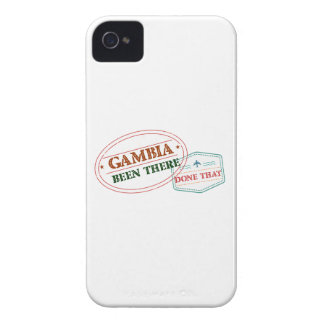 Gambia Been There Done That iPhone 4 Cases