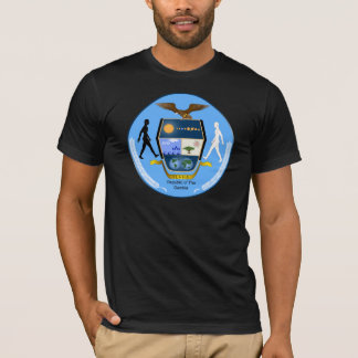 Gambia Coat of arms GM T-Shirt