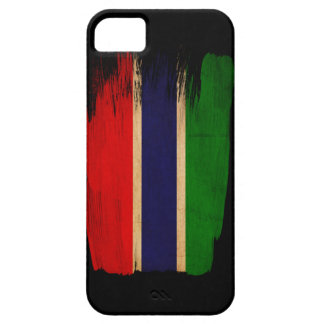 Gambia Flag Barely There iPhone 5 Case