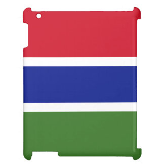 Gambia Flag Case For The iPad 2 3 4