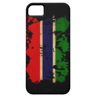 Gambia Flag Case For The iPhone 5