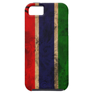 Gambia Flag iPhone 5 Cover