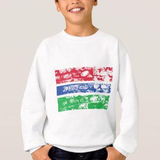 Gambia Flag Sweatshirt