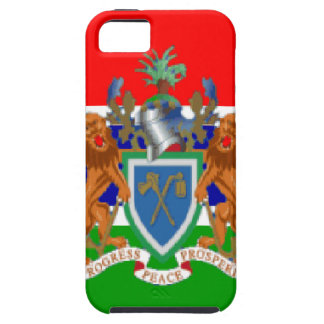 gambia iPhone 5 cover