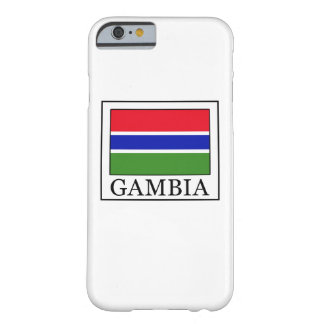 Gambia phone case