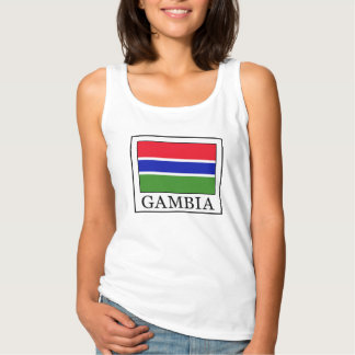 Gambia Singlet