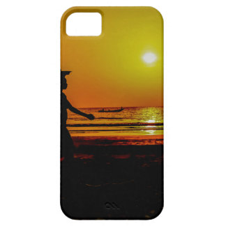 Gambia Sunset Barely There iPhone 5 Case