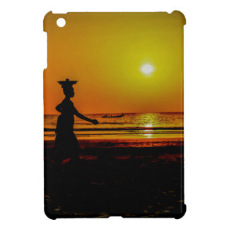 Gambia Sunset Cover For The iPad Mini