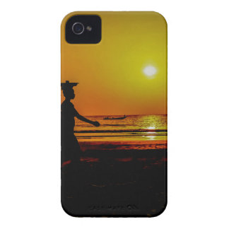 Gambia Sunset iPhone 4 Case