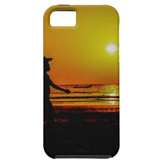 Gambia Sunset iPhone 5 Cover