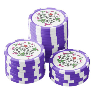 Gambler Poker Chips