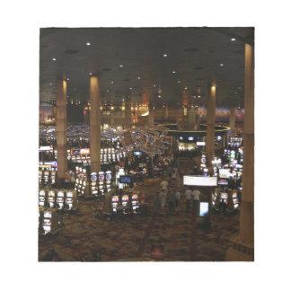 Game Casino Gambling Las Vegas Casino America Notepad