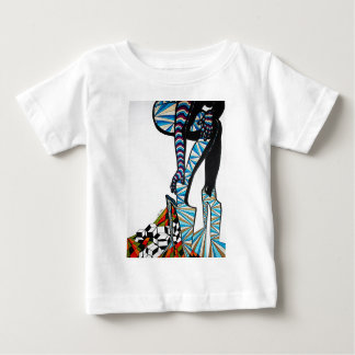 Game full shoes/Playful Shoes Baby T-Shirt