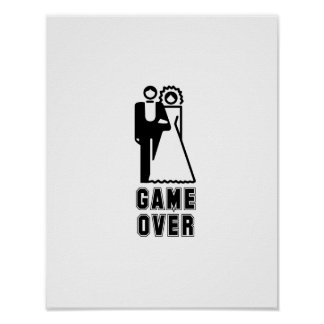 GAME OVER 3 POSTER