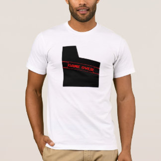 Game Over Game Sleeve T-Shirt