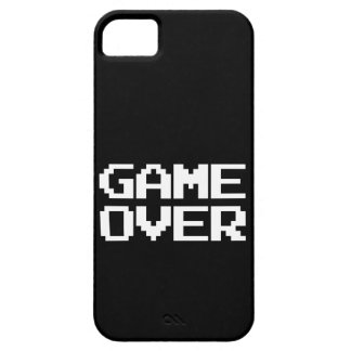 Game Over iPhone 5 Case