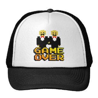 """Game Over"" Marriage (Gay, 8-bit) Cap"