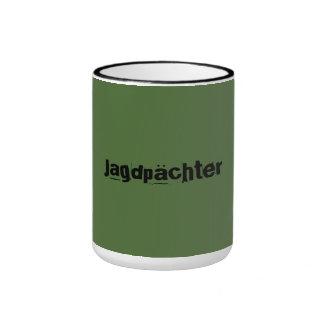Game tenant cup ringer mug