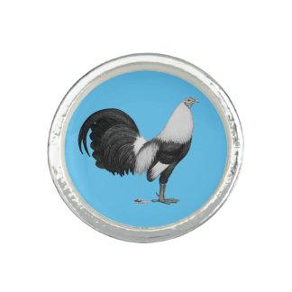 Gamecock Grey Duckwing Ring