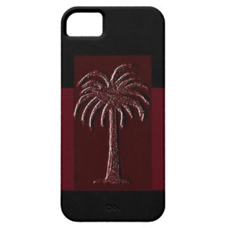 Gamecock Palm-Design 1 Case For The iPhone 5