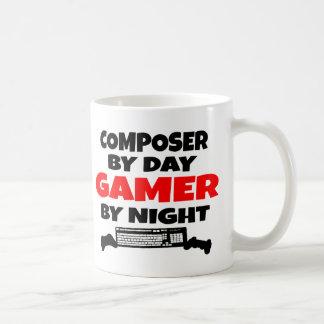 Gamer Composer Basic White Mug