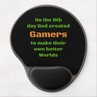 Gamer Gaming Mousemat Mousepad Gel Mouse Pad