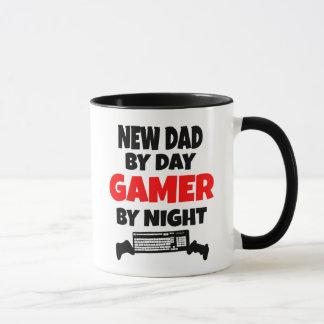 Gamer New Dad Mug