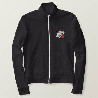 Gaming Embroidered Jacket