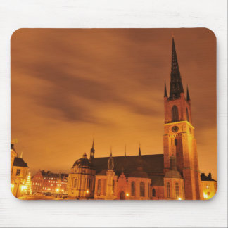 Gamla Stan in Stockholm, Sweden Mouse Pad