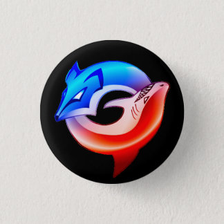 Gamma Aimag 3 Cm Round Badge