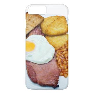 Gammon Egg and Beans iPhone 8 Plus/7 Plus Case