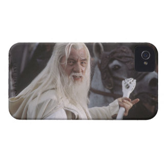 Gandalf Holds Staff Case-Mate iPhone 4 Case