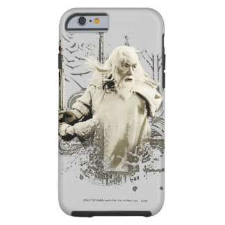 Gandalf with Sword Vector Collage Tough iPhone 6 Case