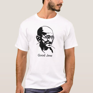 Gandhi Good Jew T-Shirt